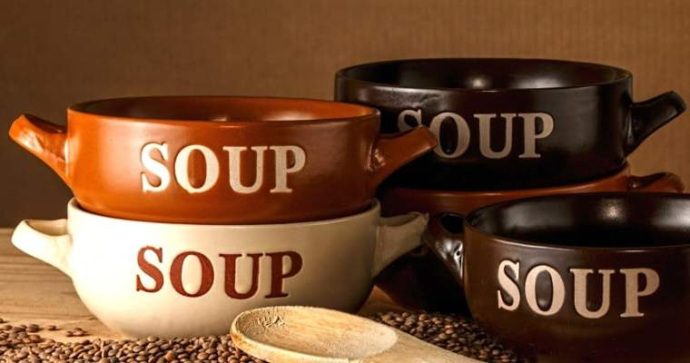 Low FODMAP soup recipes
