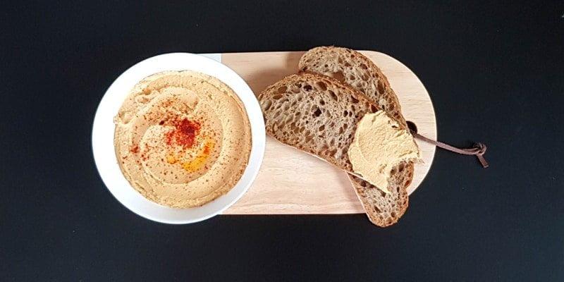 low FODMAP Hummus