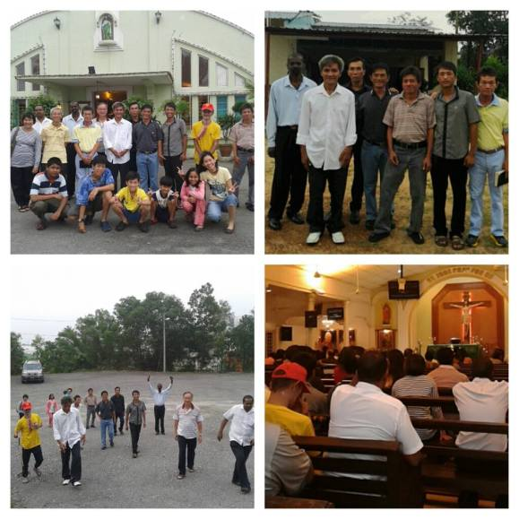 Pilgrimage to St. Jude Church