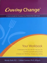 workbook cover picture Craving Change program