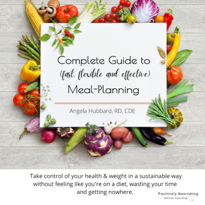 guide to meal-planning free e-book cover angela hubbard dietitian