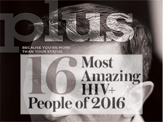 HIV Plus Magazine - Sept 2016