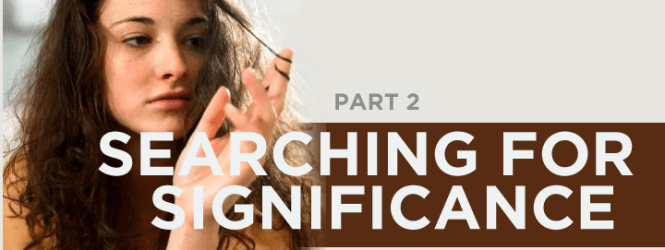 Searching for Significance (2)