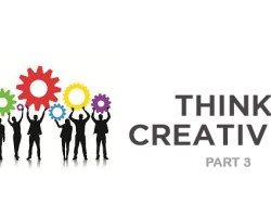 Think Creatively (3)