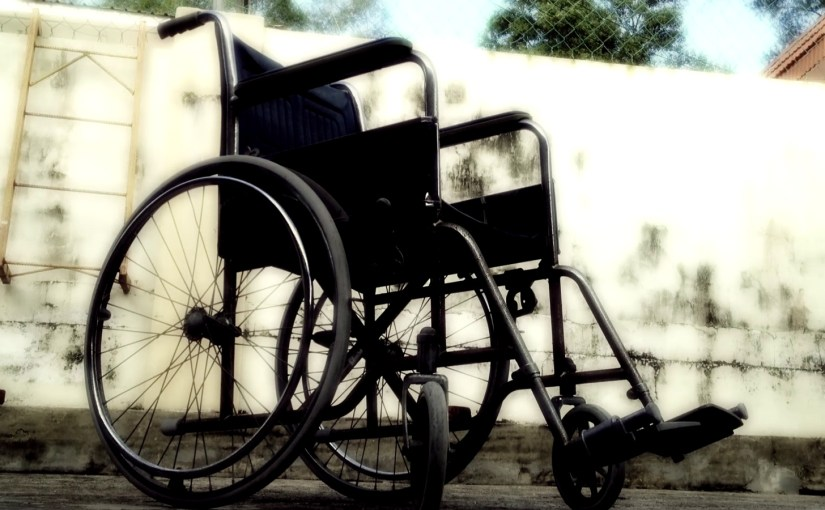 A Glimpse at Inaccessibility From a First Time Wheelchair User