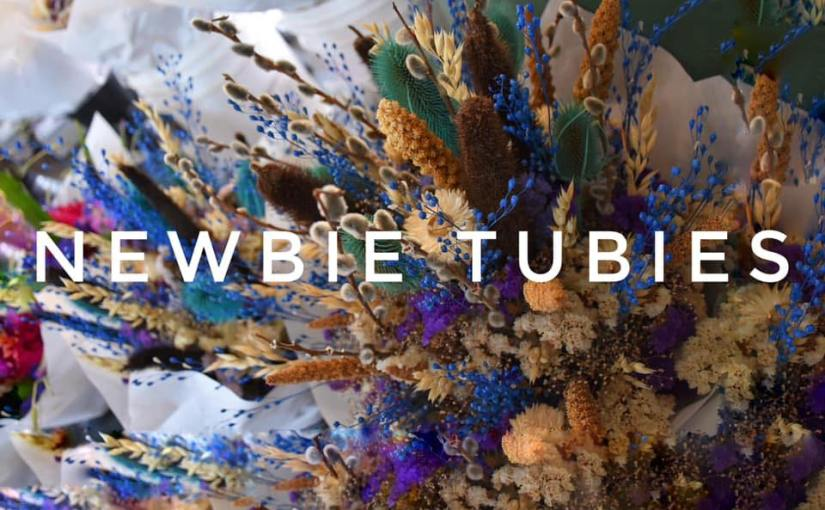 Newbie Tubies turns Two!