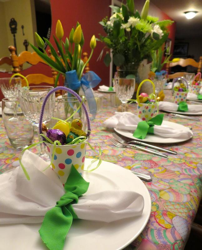 Planning an Easy Easter Dinner