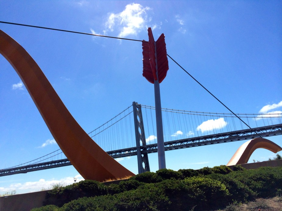 San Francisco Embarcadero Arrow