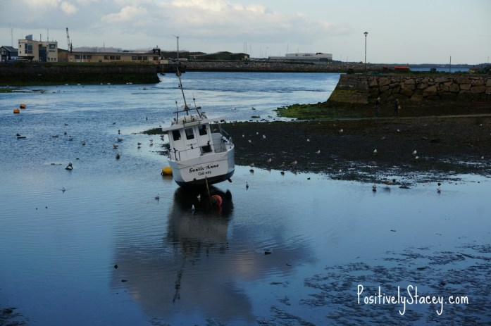 Low tide, Galway