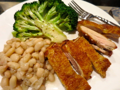 Budget Meal Planning Cracklin' Chicken