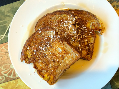 Budget Meal Planning French Toast