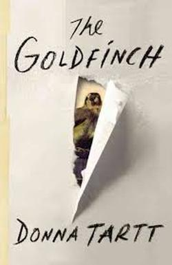 Book Review of the Goldfinch by Donna Tart