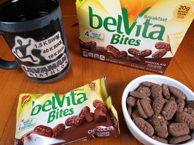 BelVita Bites with coffee