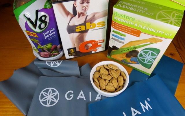 Ramping Up My Morning Energy with V8 Veggie Blends & BelVita Bites