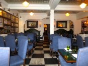 The main dinning room