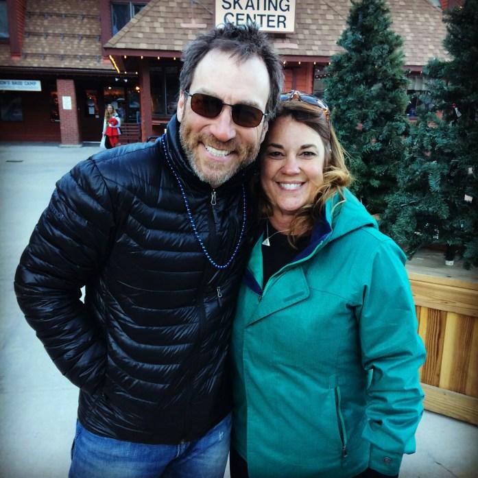My friend Jimmy Jackson is an awesome ski instructor!