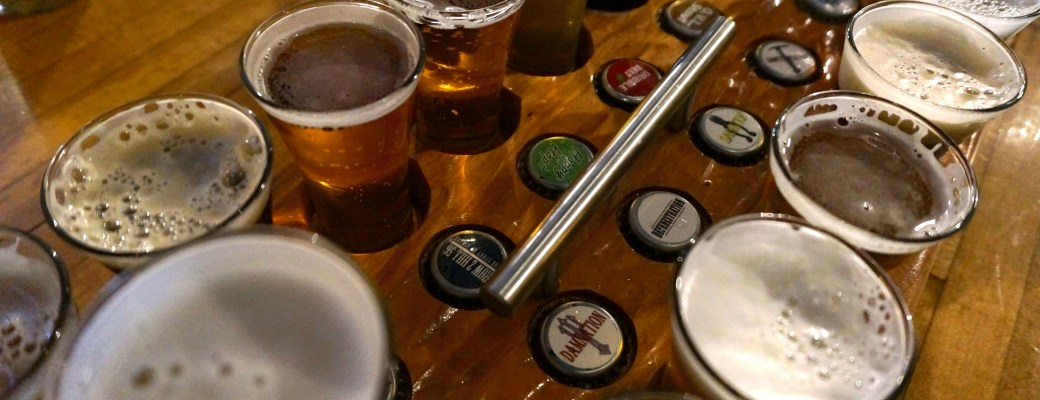 Russian River Brewing Pub – Great Brews!