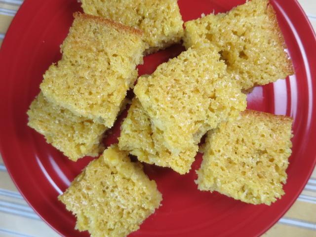 Chili Cheese Corn Bread Recipe