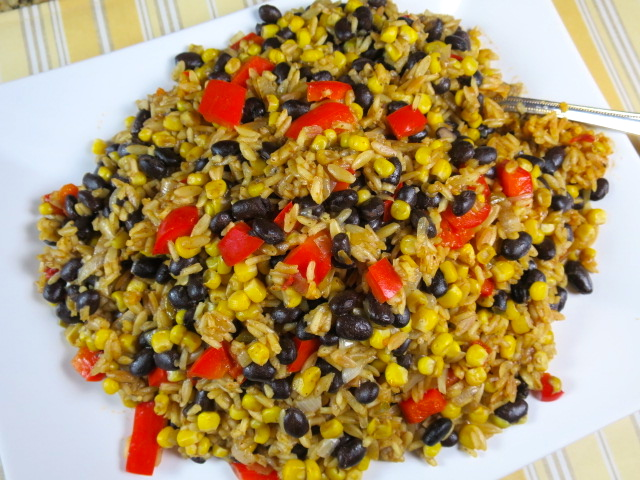 Mexican Confetti Rice