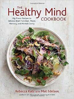 The Healthy Mind Cookbook: A Book Review