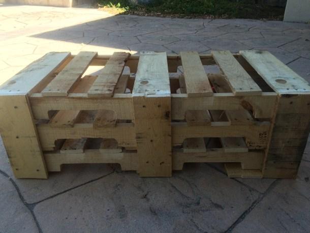 DIY Pallet Furniture