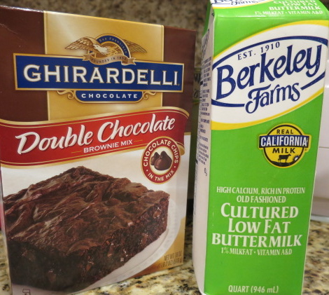 Ghiradelli Brownie Mix