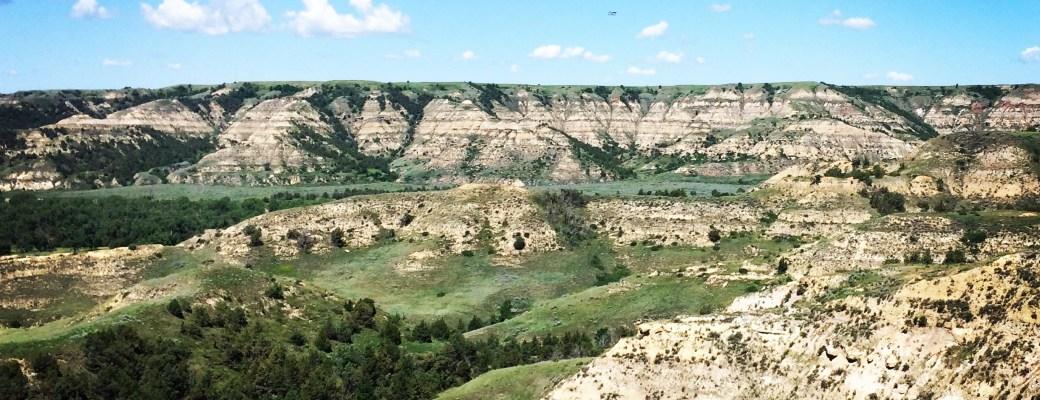 A Visit to the Badlands and Medora, North Dakota