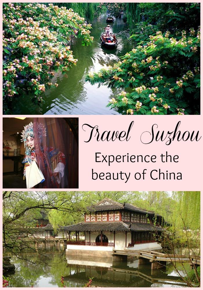 Travel Suzhou