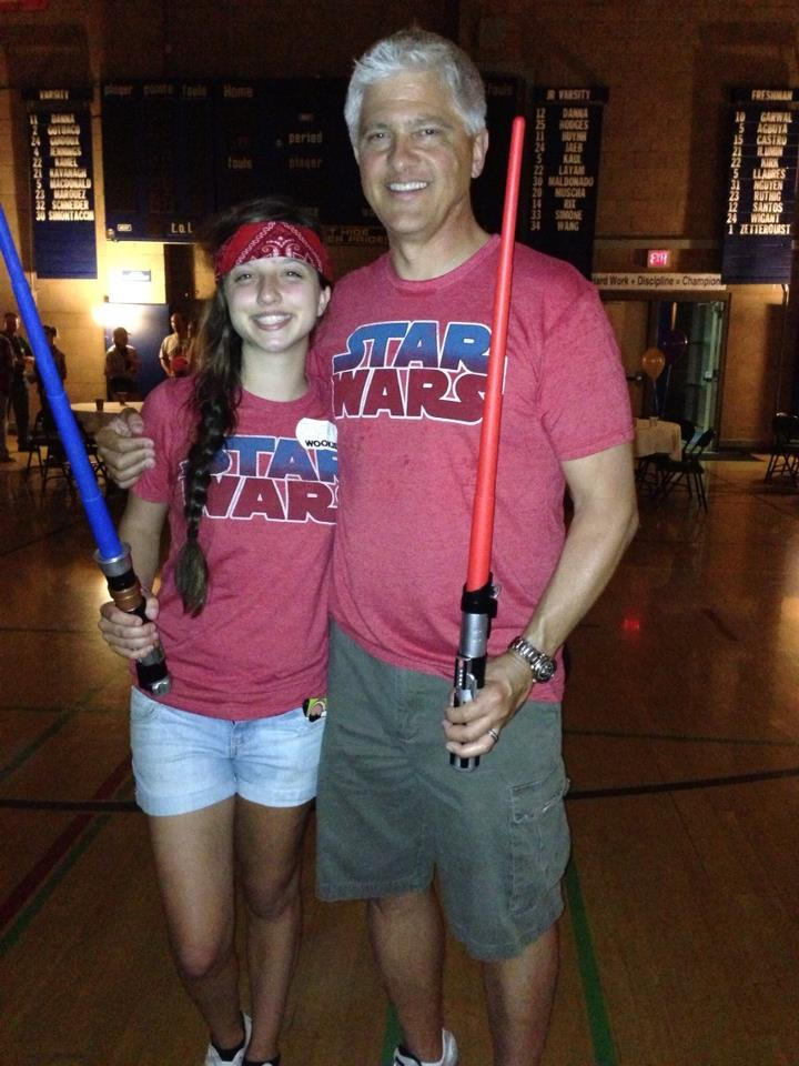 Star Wars Father-Daughter