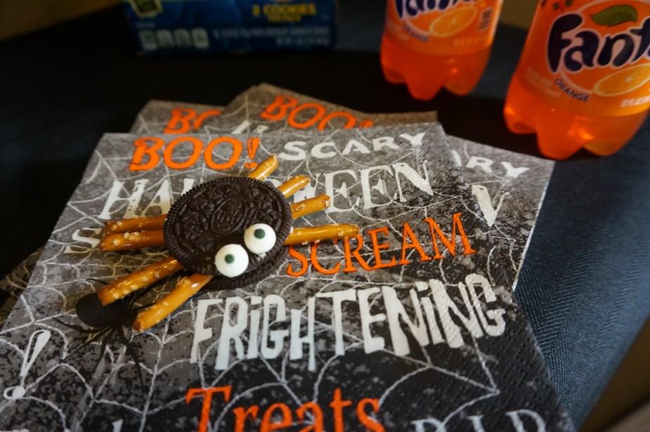 #SpookySnacks
