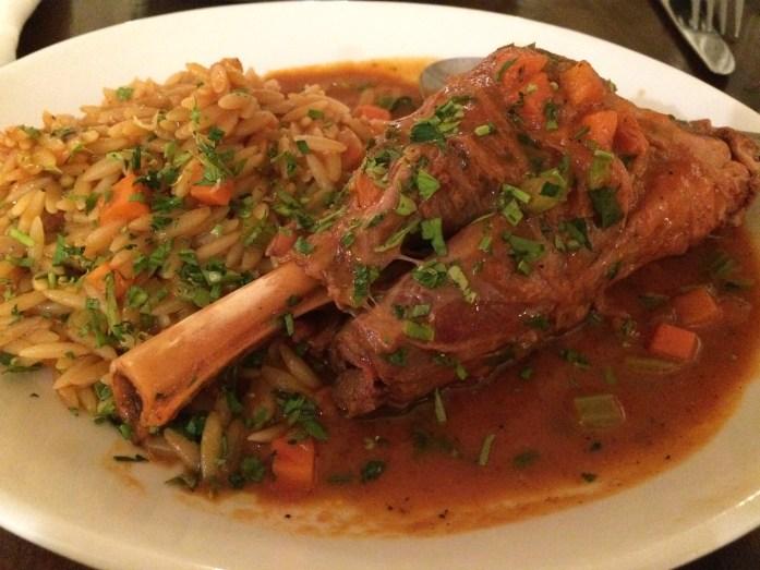 Lamb Shank Kefi