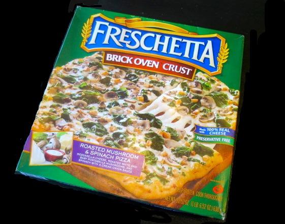 Freschetta Brick Oven Crust Pizza
