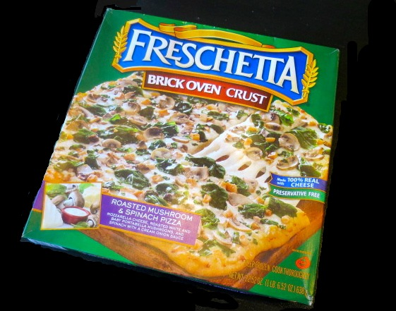 Freschetta Brick Oven Crust Pizza