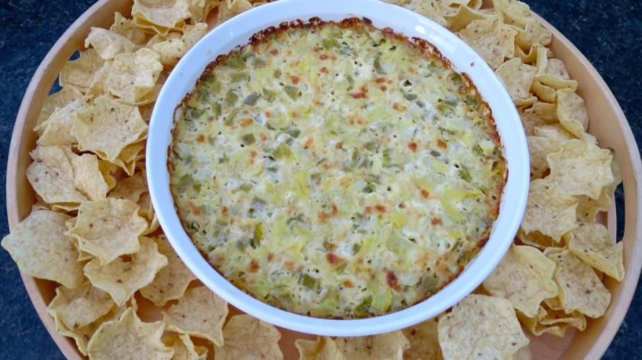 Hot Artichoke Dip Recipe – a Big Game Appetizer