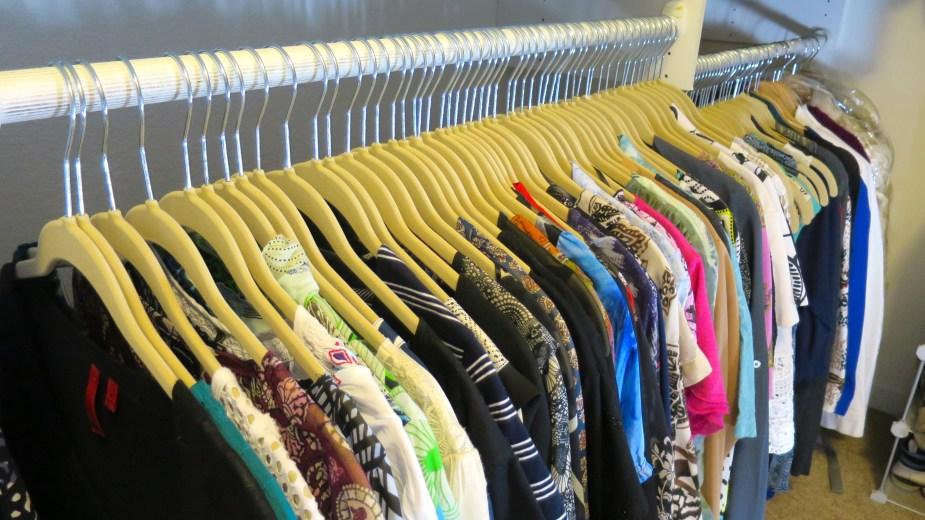 Closet Re-Organization