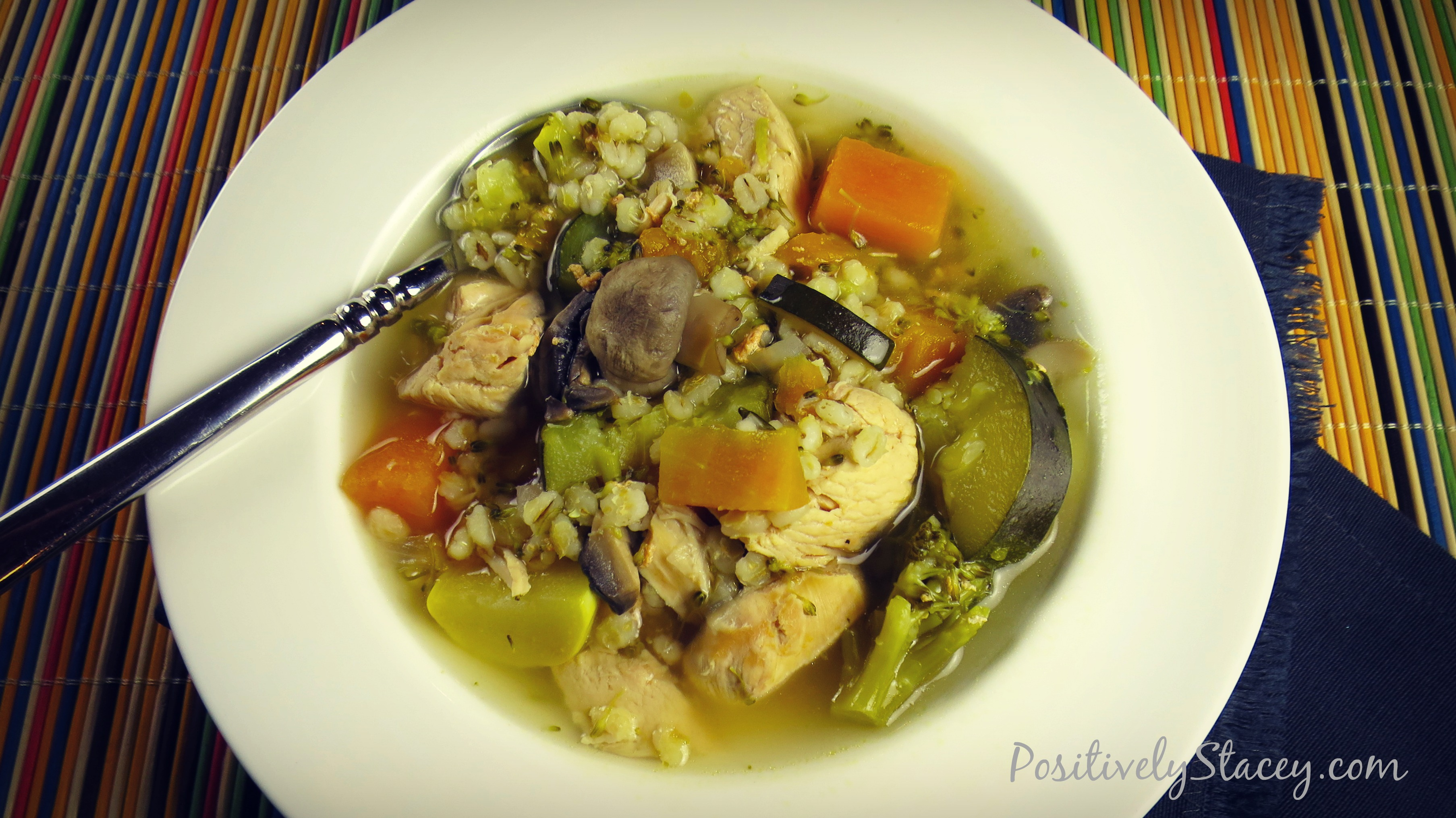 Chicken and Barely Soup - FMD Phase One