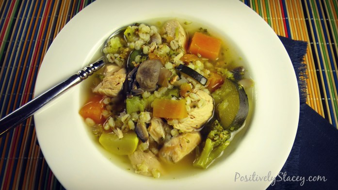 Chicken and Barley Soup Recipe Phase One FMD
