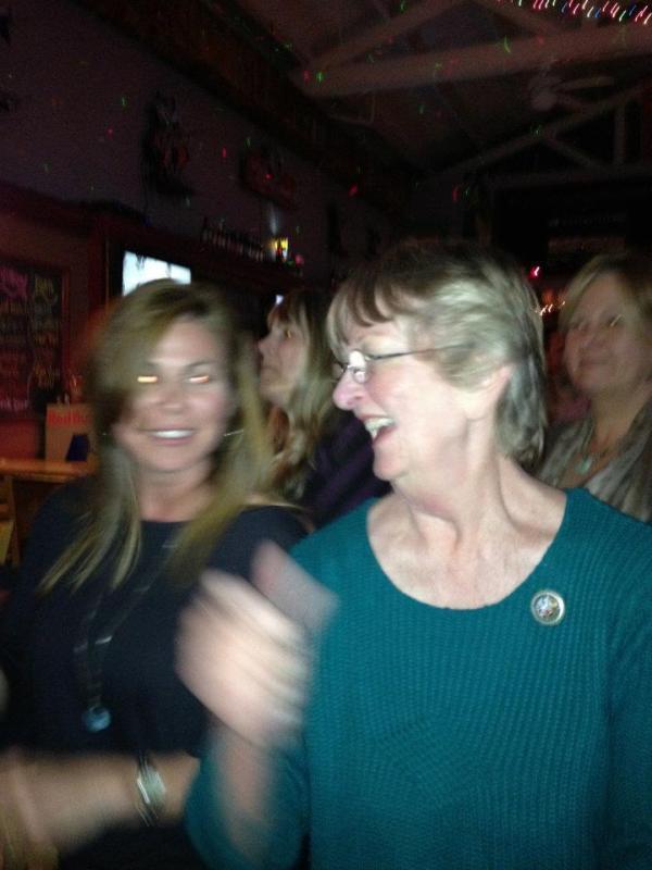 fundraiser dancing
