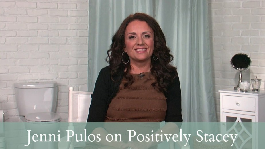 Jenni Pulos on Positively Stacey