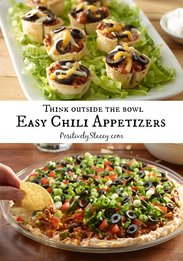 Easy Chili Appetizers