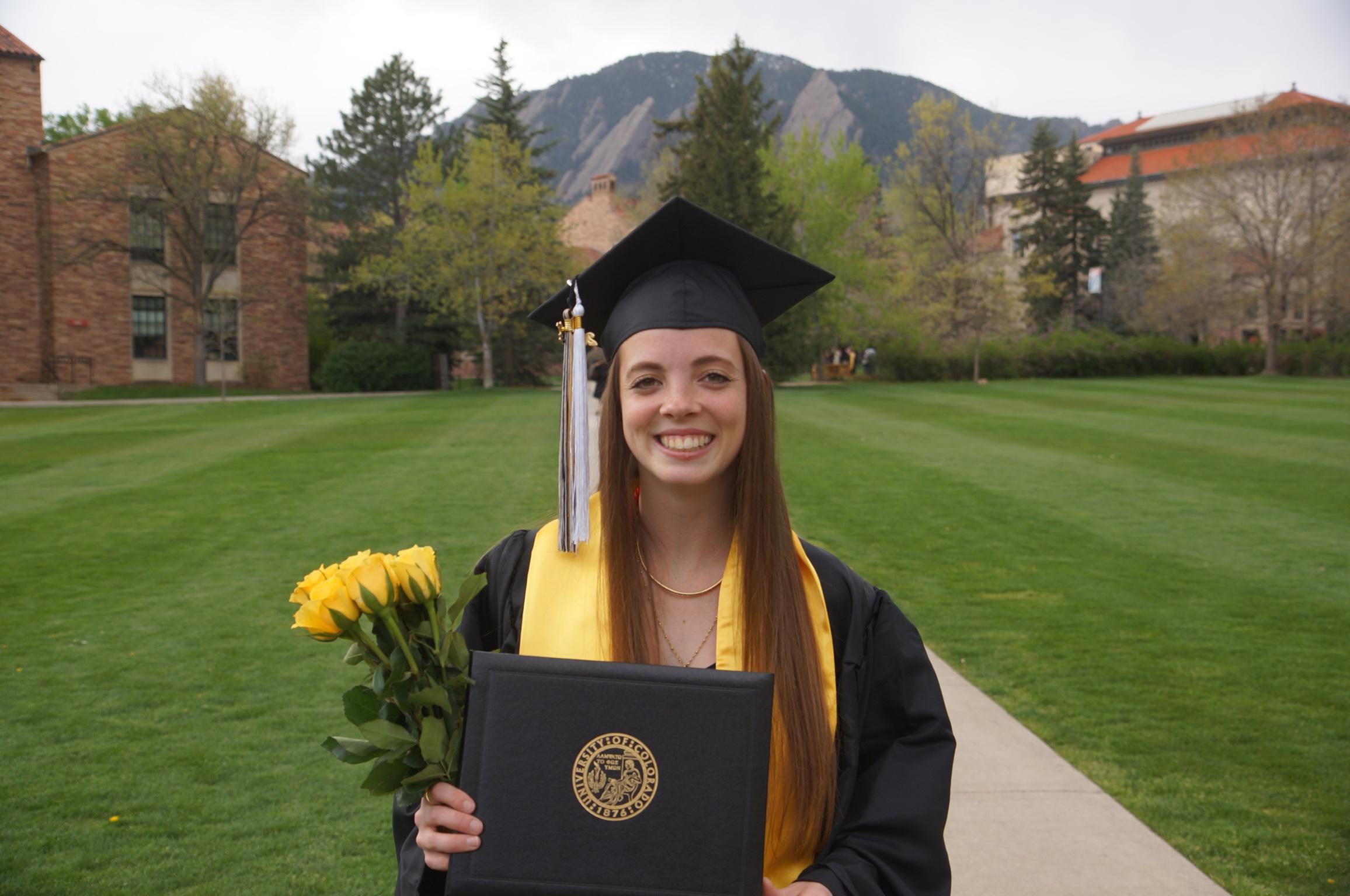 Boulder Graduation