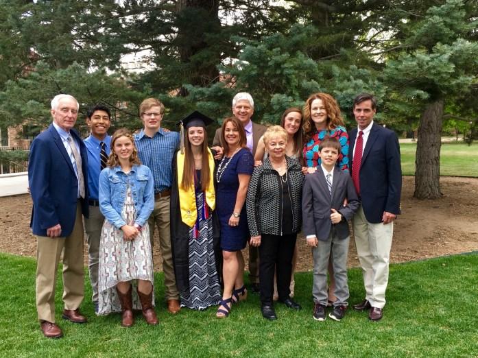 Graduation Boulder. CO