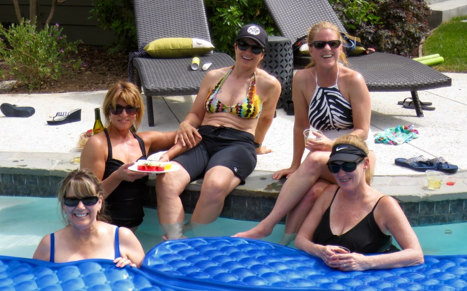 Ladies Pool Party