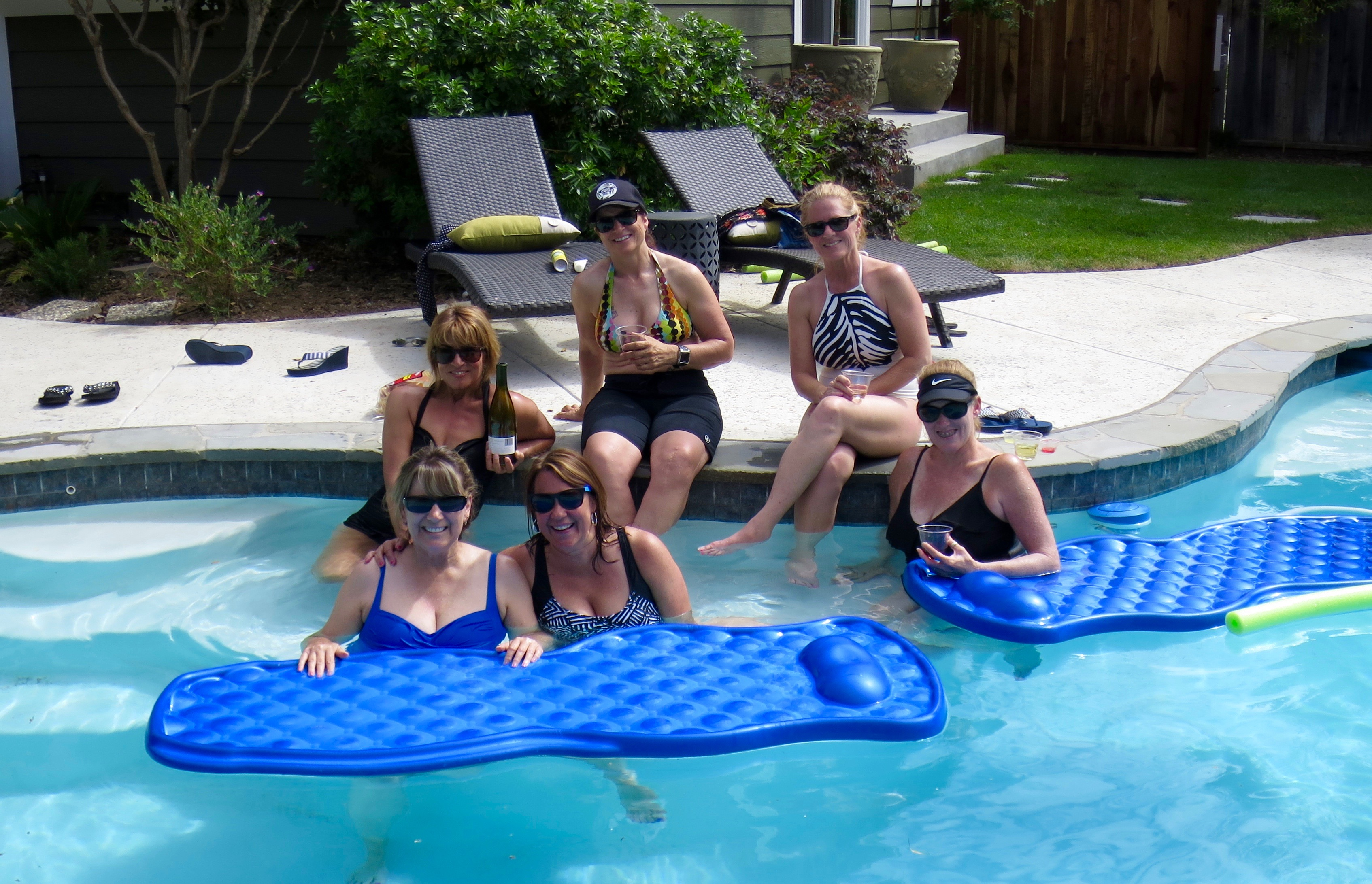 Ladies' Pool Party