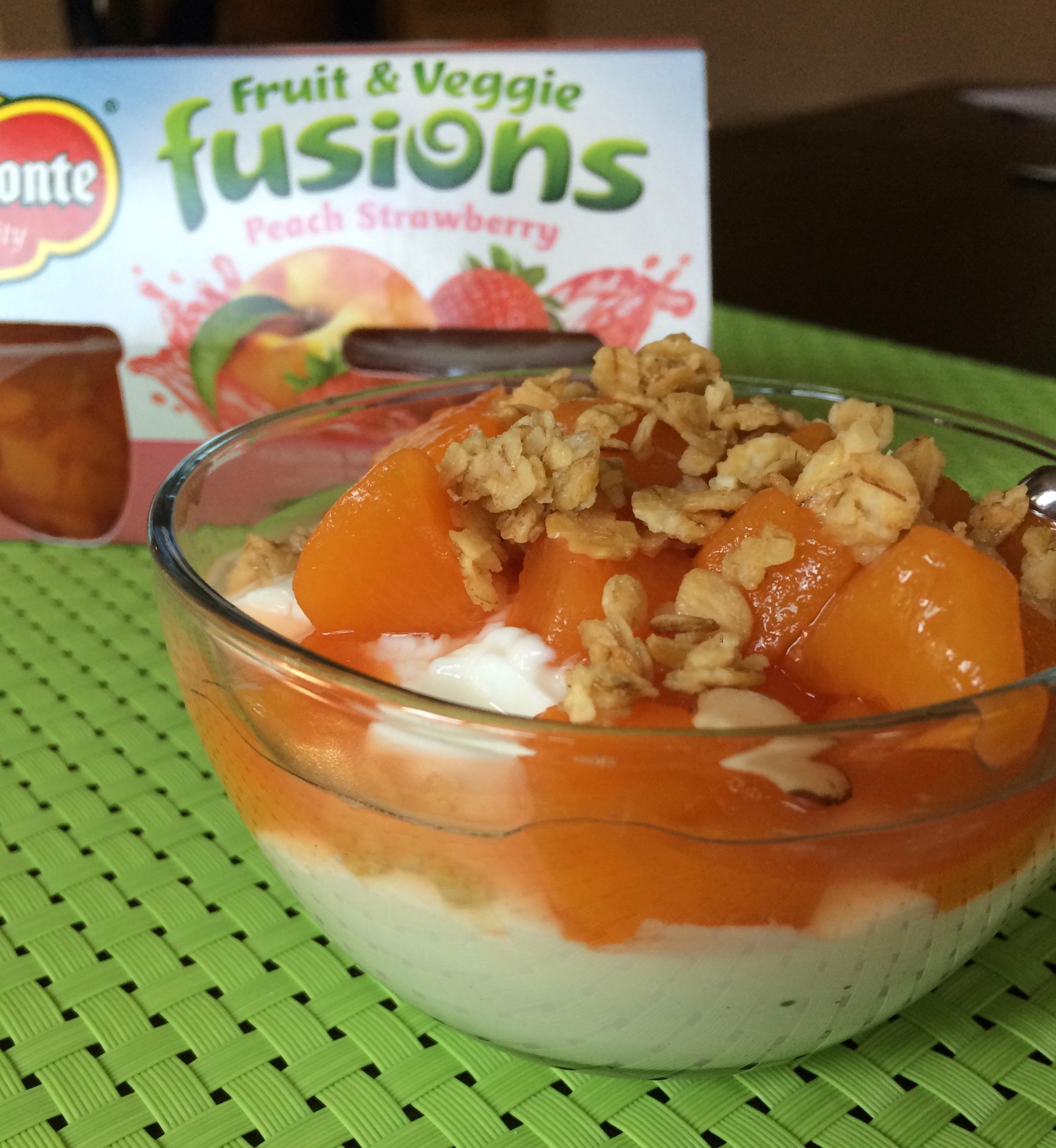 #BetterBreakfast Yogurt Parfait