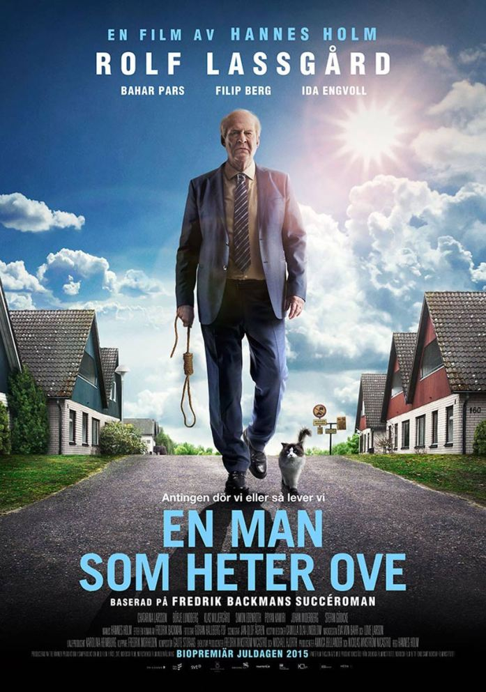 a_man_called_ove-movie poster