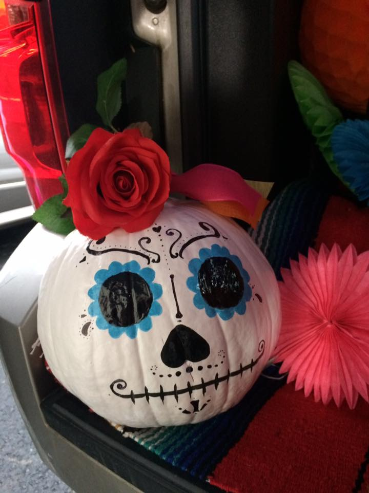 Day of the Dead Trunk or Treat