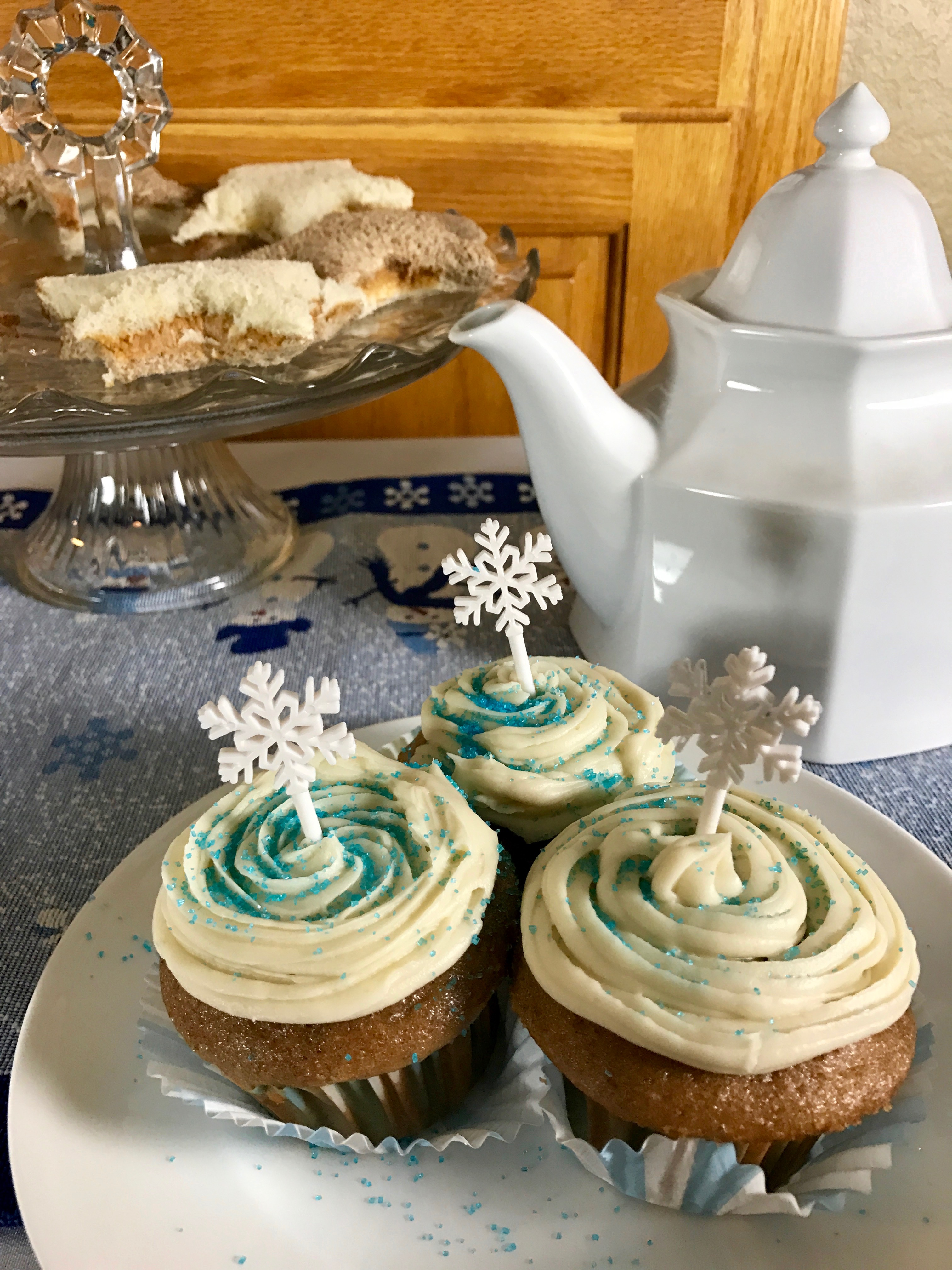 Child's Winter Wonderland Tea Party