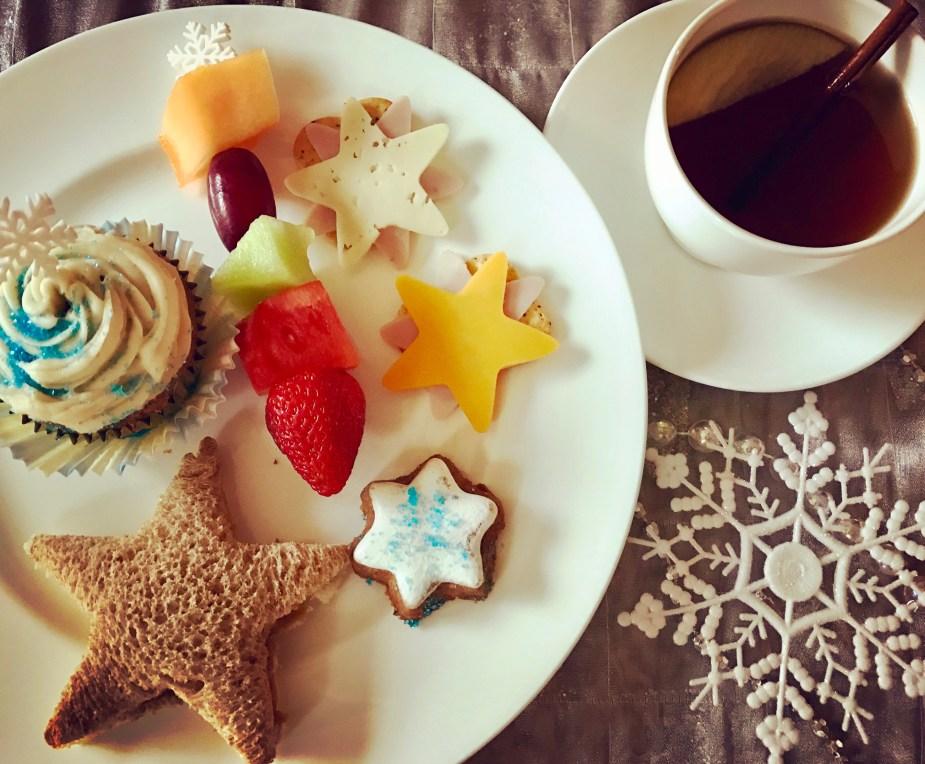 A Child's Winter Wonderland Tea Party