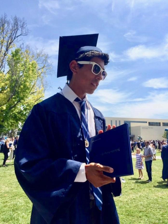 Dominick Graduation